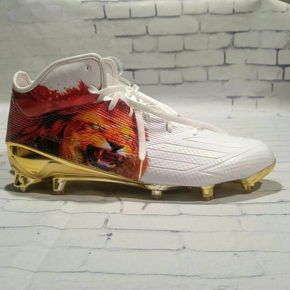 Le Adidas Adizero 50 Scarpette Fece Uscire Leone Football Scarpette 50 Poshmark 6dfcb0